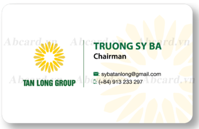 Card Visit Tan Long Group
