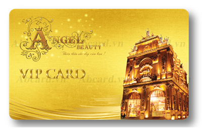 Vip Card Angel Beauty